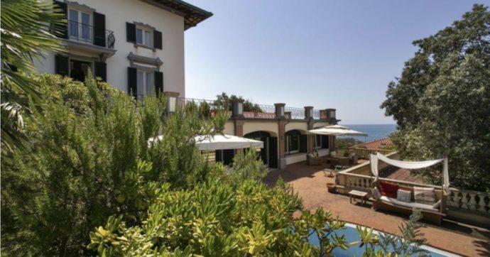 In vendita la villa di Alberto Sordi a Castiglioncello: vale 6 milioni di euro