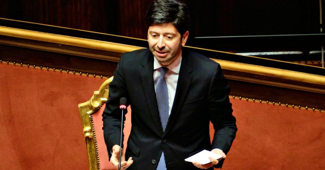 """Speranza alle Regioni: """"Non ignorino gravità dei dati"""". Ora la Calabria contesta la zona rossa, ma ha modificato i numeri della Terapia intensiva all'ultimo minuto"""