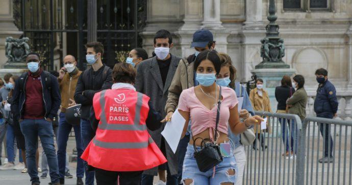 La Francia supera di nuovo i 7mila contagi giornalieri: è la seconda volta in 7 giorni. Spagna, più di 3600 casi in un giorno