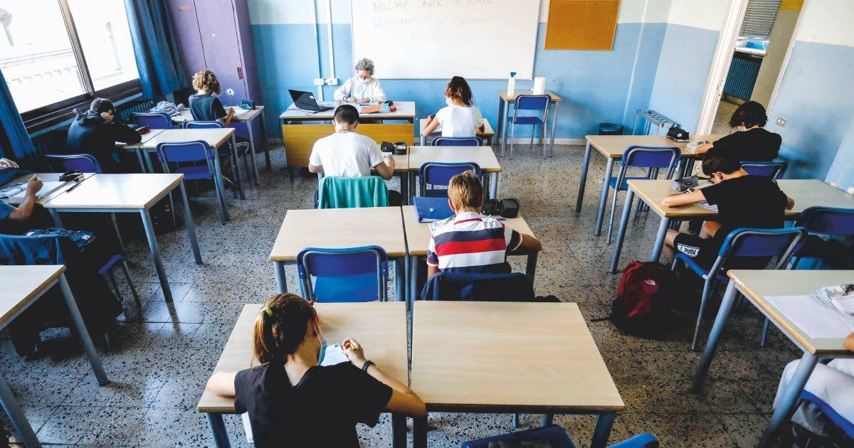 Il risiko dei prof nell'anno del Covid-19