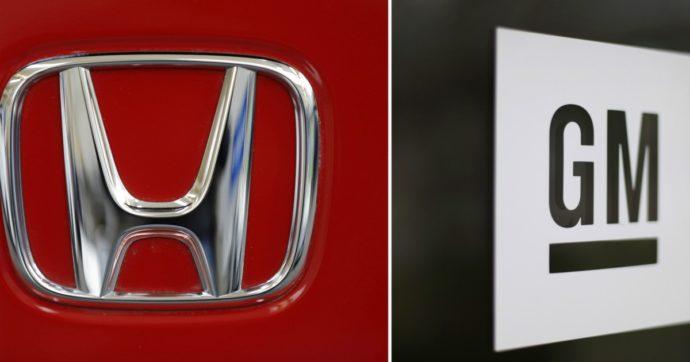 General Motors e Honda, siglata un'alleanza strategica per il Nord America