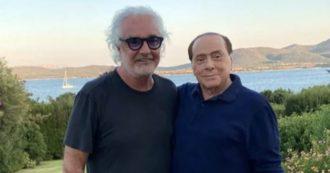 """Flavio Briatore sbotta: """"Silvio Berlusconi? Non l'ho contagiato io, e adesso mi avete rotto"""""""