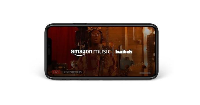 Twitch sbarca su Amazon Music, arrivano i live stream musicali