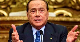"""Silvio Berlusconi, """"tracce di polmonite bilaterale"""". Ricoverato a Milano all'ospedale San Raffaele """"per un lieve aggravamento"""""""