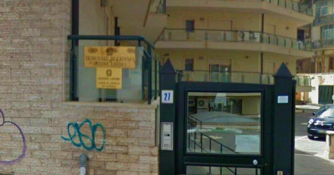 """Catania, aule del tribunale nell'immobile dei Leonardi, i """"re dei rifiuti"""": sequestrata società a cui venivano pagati i 35mila euro d'affitto"""