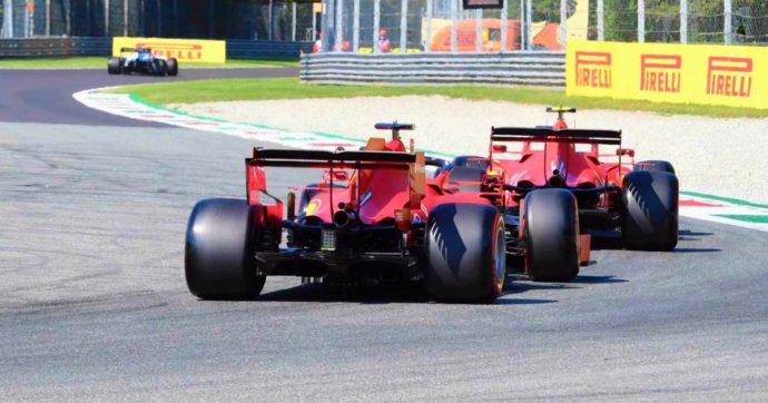 Gp di Monza, le qualifiche – Disastro Ferrari: Vettel è 17esimo, Leclerc 13°. Pole Hamilton