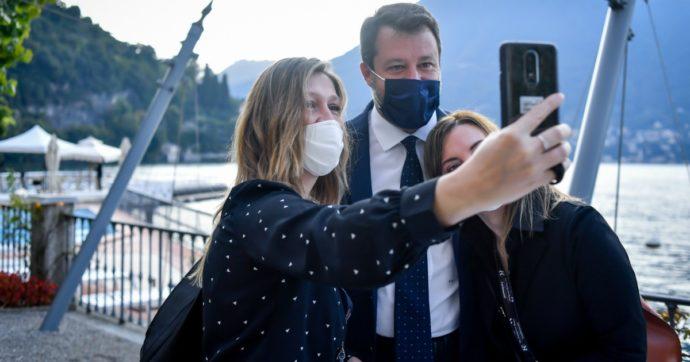 """Elezioni Regionali, Salvini: """"Il mio pronostico? Vinceremo sette a zero"""". E Meloni: """"Non è obiettivo distante"""""""