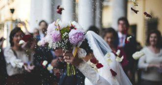 Coronavirus, un matrimonio con un positivo: 100 persone in quarantena, compresi gli sposi