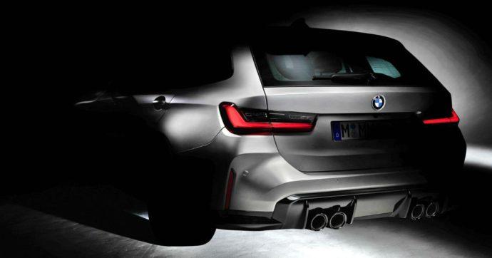 Bmw M3 Touring, finalmente la giardinetta ad alte prestazioni. In vendita dal 2022
