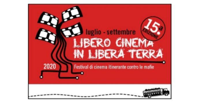 """""""Libero Cinema in Libera Terra"""", il festival che fa tappa sui territori confiscati alla mafie torna in streaming con proiezioni e dibattiti"""