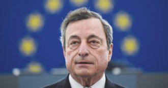 Quando Matteo Renzi attaccava Mario Draghi: travolto dal Montepaschi lo accusava di aver trascurato troppo a lungo le banche popolari – Video