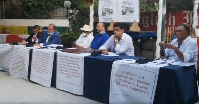 Sorrento, un candidato sindaco positivo al Covid: gli altri tre in isolamento dopo comizio in comune. Si ferma la campagna elettorale