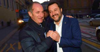 Regionali Veneto, guerra a distanza tra Salvini e Zaia: lettere per far votare la lista della Lega e la minaccia di provvedimenti disciplinari