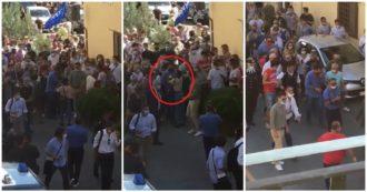 Aggressione contro Salvini, ecco il video della puntata di Pontassieve: ragazza subito licenziata