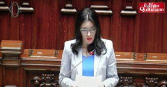 """Azzolina alla Camera attacca le opposizioni: """"Da irresponsabili strumentalizzare la scuola per un pugno di voti"""". Proteste in Aula, Fico interviene"""