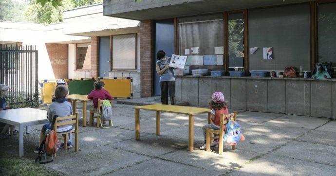 Piemonte, i genitori dovranno annotare la temperatura dei bambini sul diario di scuola