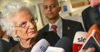 """Liliana Segre compie 90 anni, dai campi di concentramento a senatrice a vita. Mattarella: """"Preziosa testimone contro odio e violenza"""""""