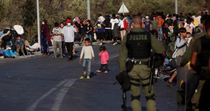 Lesbo, la Grecia è stata lasciata sola: i migranti meritano più di una generica solidarietà