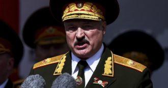 """Bielorussia, Lukashenko: """"Ve lo dico da uomo, non cedo il potere"""". La dissidente Kolesnikova: """"Minacciata di morte dal Kgb"""""""