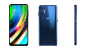 Motorola Moto G9 Plus, l'operatore svela il nuovo smartphone prima del tempo