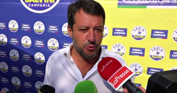 """Salvini ammette le delusioni: """"Al Sud l'offerta del centrodestra non è stata all'altezza. Ma chi ha preso una mazzata epocale è Renzi"""""""