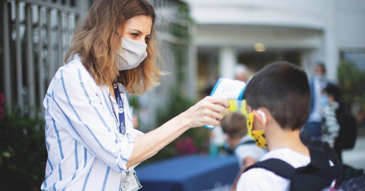 Misurazione della febbre, il governo contro il Piemonte