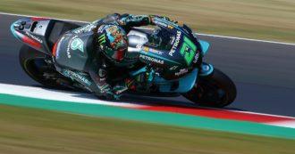 MotoGP, in Catalogna pole di Morbidelli e un grande Rossi: ecco la griglia di partenza