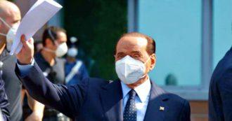 """Covid, Silvio Berlusconi dimesso dal San Raffaele. """"Grazie per essere qui, è stata la prova più pericolosa della mia vita"""""""