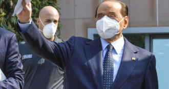 """Berlusconi, dal San Raffaele assicurano: """"Dietro la poderosa ripresa immunitaria nessun mistero. Trattato con Remdesivir"""""""