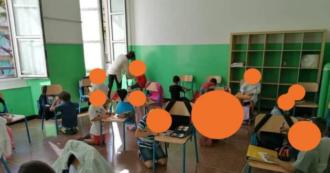 """""""Siamo stati noi a chiedere che la scuola riaprisse anche senza i banchi"""". I genitori di Genova increduli per la polemica di Toti"""