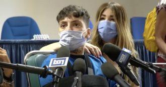 """Maria Paola Gaglione, Ciro parla della compagna morta a Caivano: """"Provo solo dolore. Me la hanno portata via per sempre"""""""