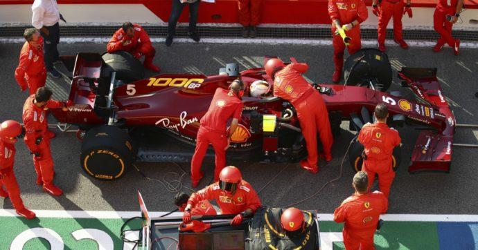 Ferrari a picco, fate subito qualcosa o il 2021 sarà umiliante