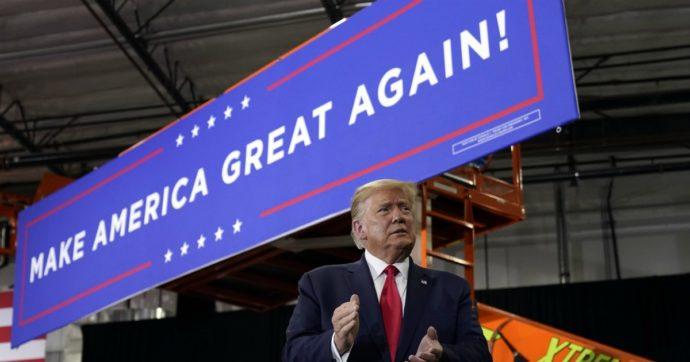Elezioni Usa, Donald Trump e la teoria del colpo di stato: il voto per  posta è la miccia per non mollare la Casa Bianca in caso di sconfitta - Il  Fatto Quotidiano
