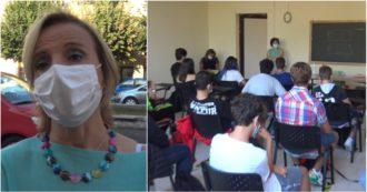"""Scuola, il primo giorno al Rossellini tra sovraffollamento e timori di contagio. I docenti: """"Disorientati come gli alunni, ora serve ripartire"""""""