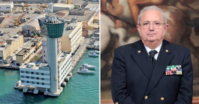 Crollo Torre Piloti, condannato a 3 anni l'ex comandante delle Capitanerie Angrisano