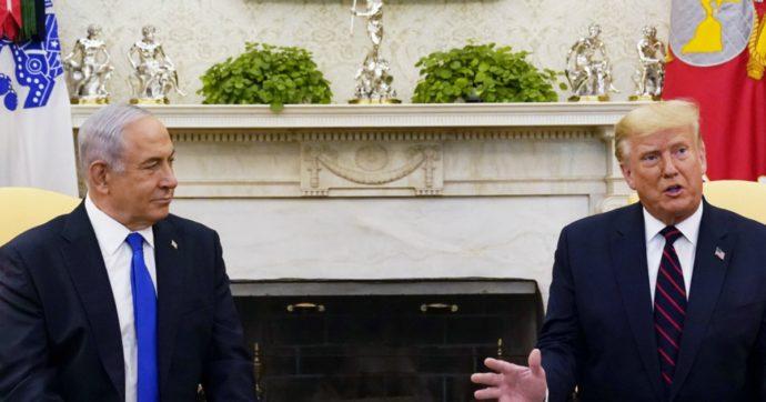 """A Washington firmati gli accordi tra Israele, Emirati e Bahrein. Trump esulta: """"Nasce un nuovo Medio Oriente, altri seguiranno"""""""