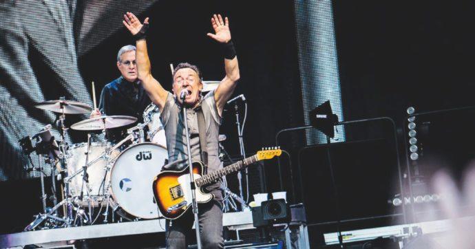 Bruce Springsteen, i vaccinati AstraZeneca non possono vedere i suoi spettacoli a Broadway