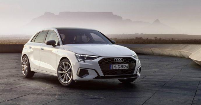 Audi A3 Sportback g-tron, in rampa di lancio la versione a metano
