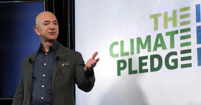 Amazon, 25 miliardi di euro di ricavi tra Italia e Gran Bretagna, al fisco solo una mancia