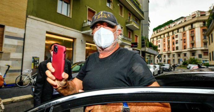 """Flavio Briatore parla dopo il Covid e torna ad attaccare il governo: """"Caso Sardegna orchestrato politicamente, virus solo in discoteche di destra"""""""