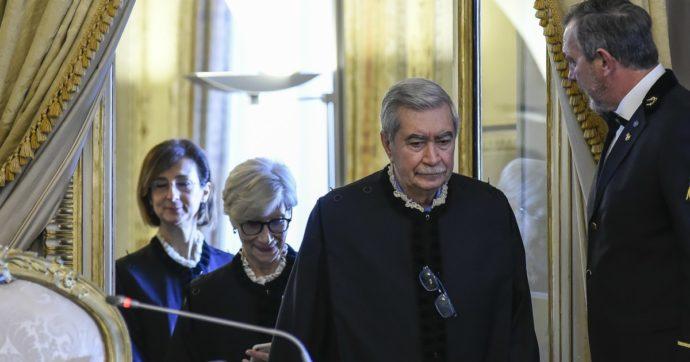 Morelli presidente della Consulta. Resterà in carica 3 mesi, è il giudice del caso Englaro: 'Tutelare diritti chiesti da coscienza sociale'