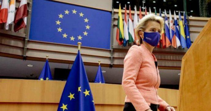 """Coronavirus, von der Leyen: """"In Ue abbiamo allentato le misure troppo presto. Ora dobbiamo intensificare la nostra risposta"""""""