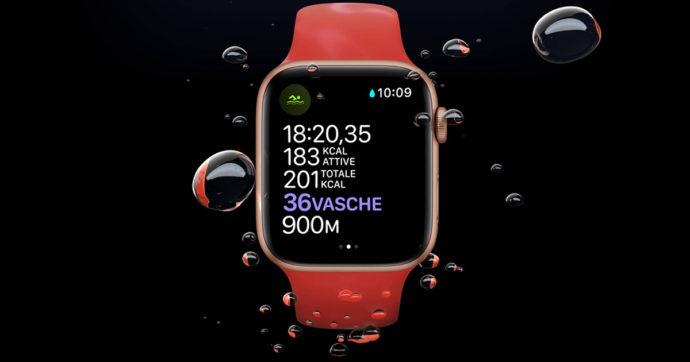 Apple Watch Serie 6 ufficiale: stesso prezzo, più funzioni