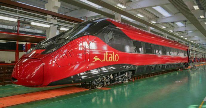 """Italo sospende la maggior parte dei treni: """"Domanda diminuita di oltre il 90%"""". In cassa integrazione i 1.300 dipendenti"""