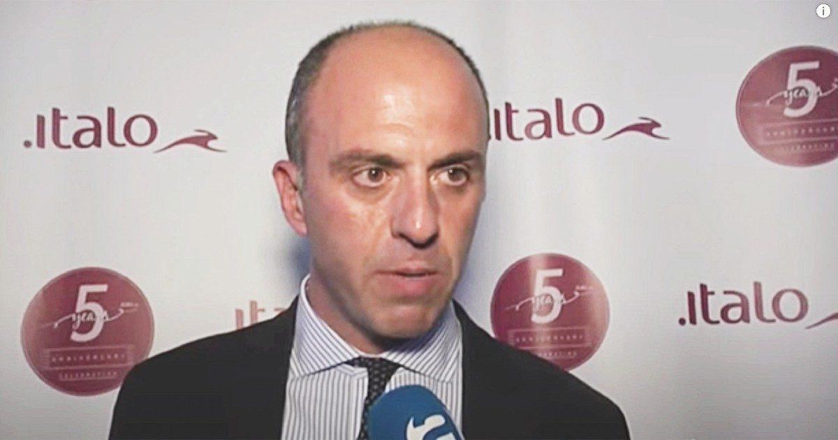 """""""Solo l'Alta velocità viaggia al 50%: così si liberano di Italo"""""""