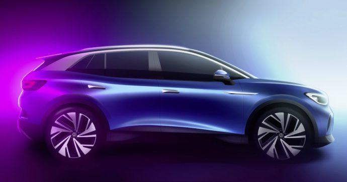 Volkswagen, l'offensiva elettrica va avanti senza sosta. In rampa di lancio c'è il suv ID.4