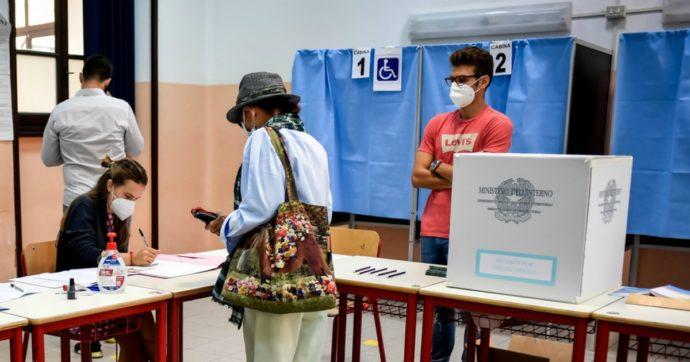 Affluenza elezioni '20 referendum e regionali: alle 23 vicina al 40% degli aventi diritto. In Veneto alle urne il 45%, in Campania il 36