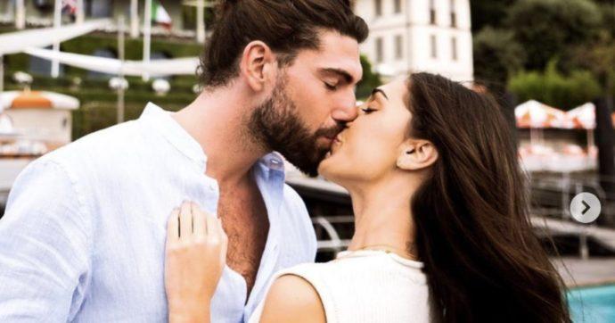 Ignazio Moser e Cecilia Rodriguez, è di nuovo amore? Il bacio appassionato sul lago di Como