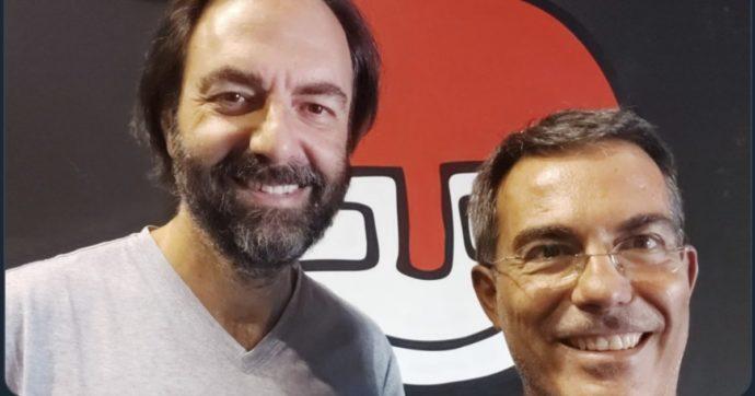 Neri Marcorè approda a DiMartedì su La7: l'attore sarà al fianco di Giovanni Floris