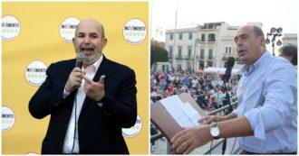 """Asse M5s-Pd, messaggio a Renzi sul governo. """"Crisi incomprensibile: rilancio, non litigi"""""""